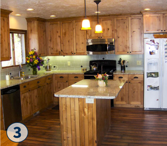 Browse Through Our Kitchen Remodeling Gallery For New Ideas